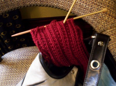 Knittingpurse